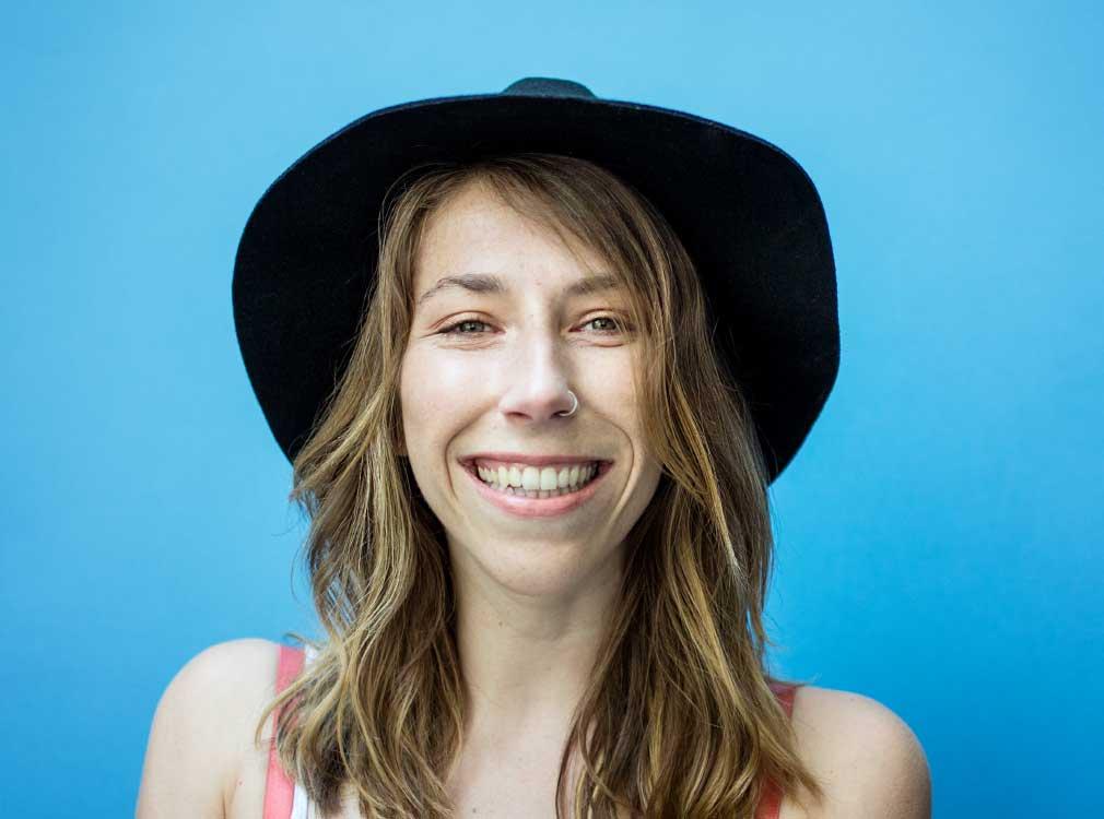 Jasmin Lang Mediendesignerin und Geschäftsführerin