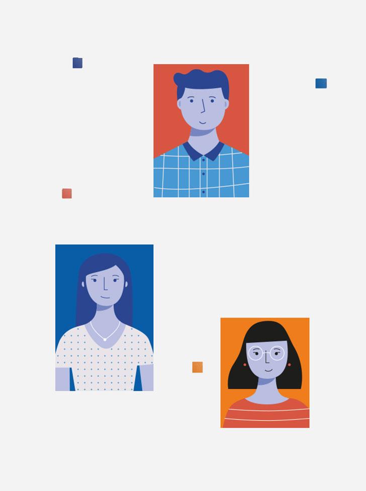 WHU - Erklärfilm und Characterdesign für Studenten